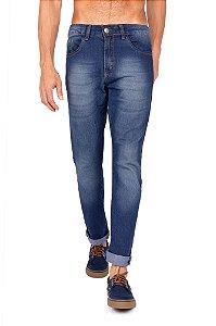 Calça Jeans Modelagem Fit