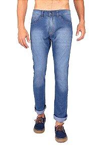 Calça Jeans Modelagem Reta