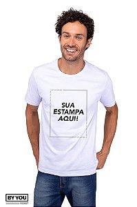 Camiseta branca básica - By you