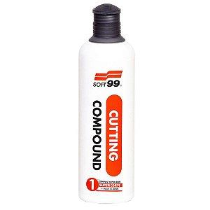 Composto Polidor de Corte N1 300ml Cutting Compound Soft99