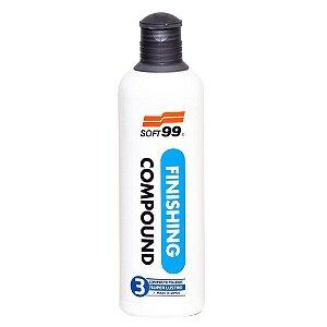 Composto Polidor de Lustro N3 300ml Finish Compound Soft99