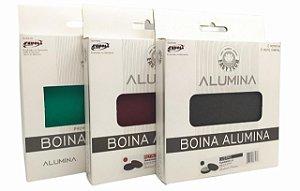 Kit Boinas Alumina Corte Refino Lustro 6 Pol Easytech