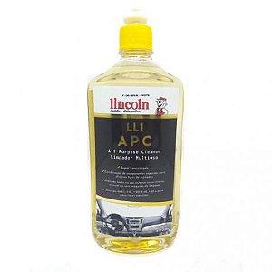 LL1 APC Limpador Multiuso 500ml Lincoln