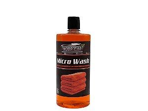 Micro Wash - Lava Microfibras 1L (Nobre Car)