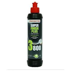MENZERNA LUSTRADOR SUPER FINISH PLUS 3800 - LUSTRADOR 250 ML