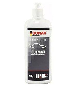 Sonax Profiline Composto Polidor De Corte Cutmax 400ml