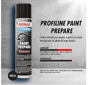 Lack Prepare Pinturas Lataria Fácil Uso Polimento Lata 400ml