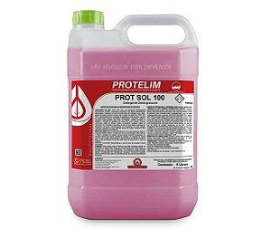 Protelim Prot Sol 100 Detergente Alcalino 5l