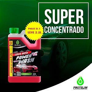 Lava Auto Power Wash