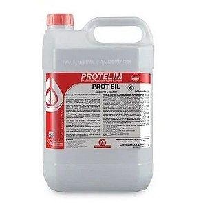 Silicone Líquido 5l Protelim