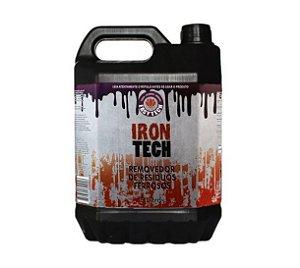 Iron Tech Removedor Resíduos Ferrosos 5l Easytech Limpa Roda