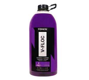 Shampoo Automotivo Lava Auto V-floc Concentrado 3l Vonixx