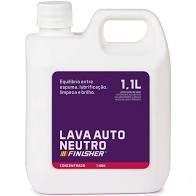 Lava Auto Neutro 1,1 Litro - Finisher