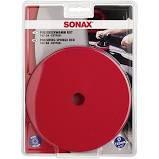 Boina Espuma De Corte Vermelha 165mm 6 C/furo - Sonax