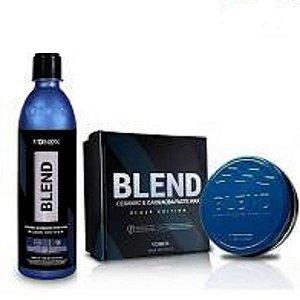 Kit Cera Blend Black 500ml + Blend Black Pasta - Vonixx