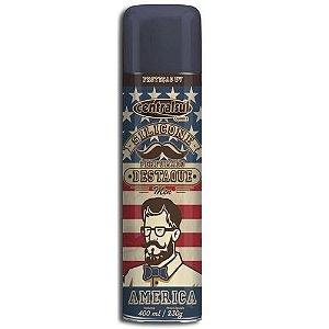 Silicone Perfumado Em Spray America Destaque 400ml Centralsul