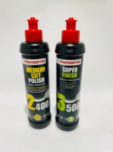 Kit Menzerna 2400+3500 - 250ml