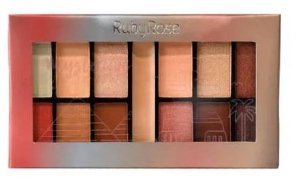 Paleta de Sombras + Primer Mysterious Ruby Rose