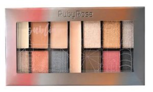 Paleta de Sombras + Primer Sublime Ruby Rose