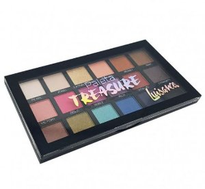 Paleta de Sombras 18 Cores TREASURE L658B