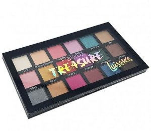 Paleta de Sombras 18 Cores TREASURE L658A
