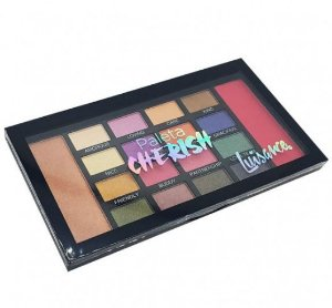 Paleta de Sombras 18 Cores CHERISH L659A