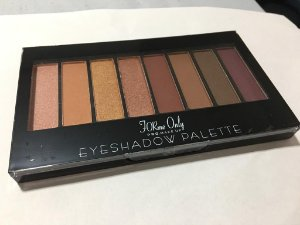 Paleta de Sombras 08 cores For me Only + Pincel - Color 1