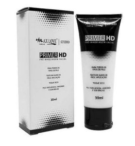 Primer HD Toque Seco - Maxlove 30ml