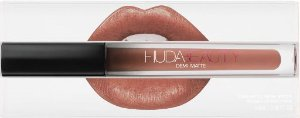 Lipstick Huda Beauty Demi Matte - cor: Day Slayer