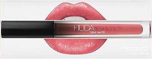 Lipstick Huda Beauty Demi Matte - cor: Bonnie
