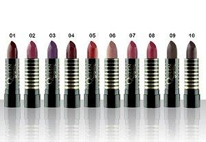 Batom Intenso Cremoso  Queen - 10 cores diferentes