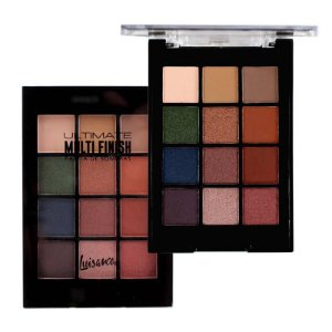 Paleta de Sombras Ultimate Multi Finish 12 Cores - Cor A
