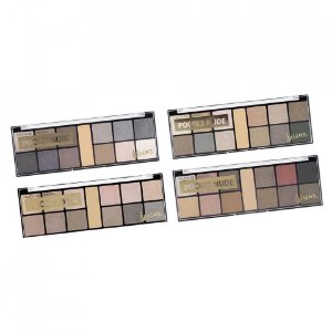 kit Paleta de Sombras Pocket Nude Luisance