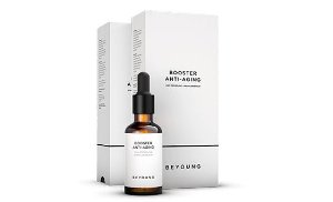 Kit Beyoung Booster Anti-Idade Serum com efeito Primer 30ml - 02 caixas