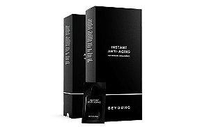 Kit Beyoung Instant Anti-Aging com efeito Cinderela 30ml - 02 caixas