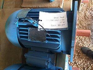 Motor Eléctrico Trifásico 220/380/440  Weg  5cv