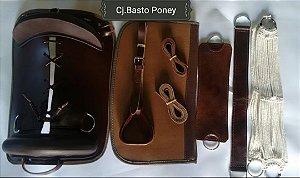 Conjunto Basto Poney