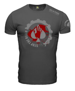 Camiseta ETC Team Stop The Bleed