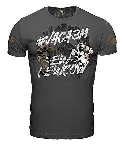 Camiseta ETC Vaca 3M Pew Pew Cow Esperandio Tactical Concept