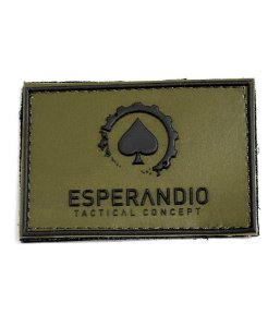 Patch Emborrachado Oliva Esperandio Tactical Concept ETC
