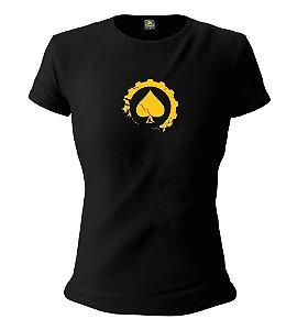 Camiseta Feminina Baby Look ETC Clássica Esperandio Tactical Concept