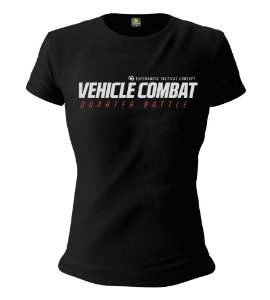 Camiseta Feminina Baby Look ETC Esperandio Tactical Concept VCQB Wear
