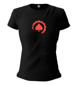Camiseta Feminina Baby Look ETC Clássica Esperandio Tactical Concept Wear