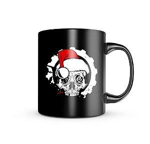 Caneca ETC Christmas Skull Esperandio Tactical Concept