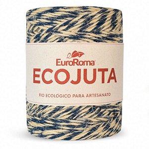 Barbante Ecojuta Euroroma - Azul marinho