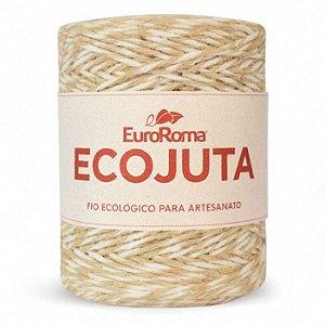 Barbante Ecojuta Euroroma - Cru