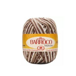 Barbante Barroco Multicolor 200G - COR 9687