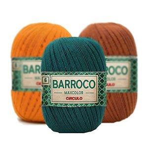 Barbante Barroco Maxcolor 6 400G