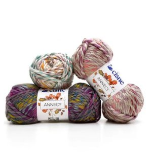 Lã Cisne Annecy 60M
