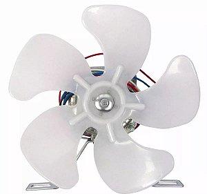 Micro Motor Ventilador 1/40 Hp Bivolt (freezer / Balcão)